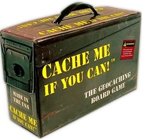 Cache Me If You Can! The Geocaching