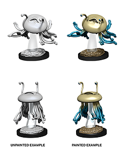 Dungeons & Dragons Nolzur's Marvelous Unpainted Miniatures: Flumph