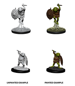 Dungeons & Dragons Nolzur's Marvelous Unpainted Miniatures: Bullywug
