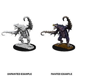 Dungeons & Dragons Nolzur's Marvelous Unpainted Miniatures: Hook Horror