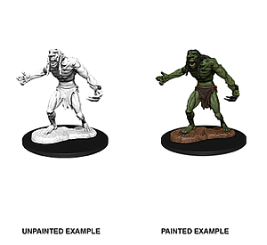 Dungeons & Dragons Nolzur's Marvelous Unpainted Miniatures: Raging Troll