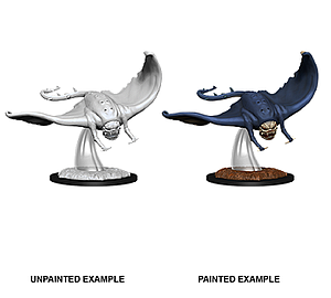 Dungeons & Dragons Nolzur's Marvelous Unpainted Miniatures: Cloaker