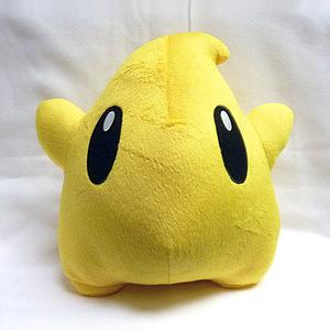 "Plush Toy Super Mario Bros 10"" Luma"