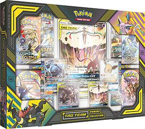 Pokemon Trading Card Game: Tag Team Powers Collection Box (Espeon & Deoxys-GX)