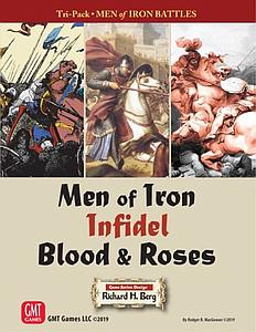 Men of Iron Tri-Pack: Men of Iron, Infidel and Blood & Roses