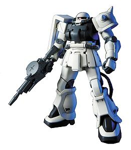 Gundam High Grade Universal Century 1/144 Scale Model Kit: #107 MS-06F-2 Zaku II F2 Earth Federation