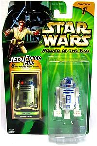 "Star Wars Power of the Jedi 3.75"" Action Figure R2-D2"
