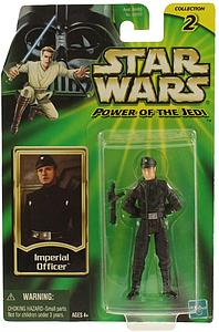 "Star Wars Power of the Jedi 3.75"" Action Figure Imperial Officer"