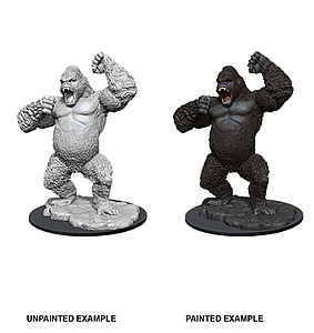 Dungeons & Dragons Nolzur's Marvelous Unpainted Miniatures: Giant Ape