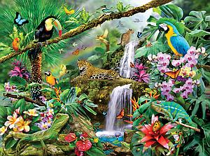 SUNSOUT Puzzle 1000 Piece Tropical Holiday (35098)