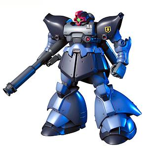 Gundam High Grade Universal Century 1/144 Scale Model Kit: #043 MS-09R-2 Rick Dom II