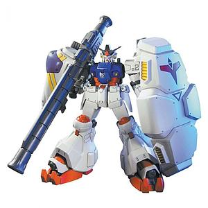Gundam High Grade Universal Century 1/144 Scale Model Kit: #66 RX-78GP02A Gundam GP02A