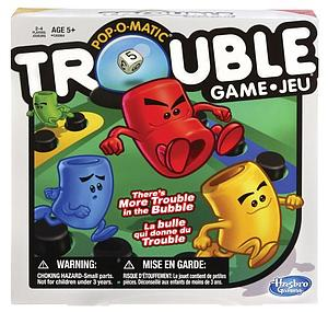 Trouble Game (Bilingual)