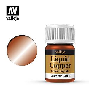 Liquid Copper