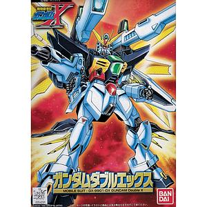 Gundam X 1/144 Scale Model Kit: Gundam Double X