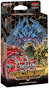 YuGiOh Trading Card Game Structure Deck: Sacred Beasts