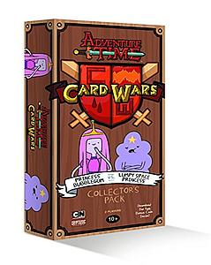Adventure Time Card Wars: Princess Bubblegum vs Lumpy Space Princess