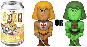 Vinyl Soda Masters of the Universe He-Man