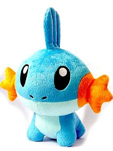 "Pokemon Plush Mudkip (12"")"