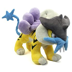 "Pokemon Plush Raikou (12"")"