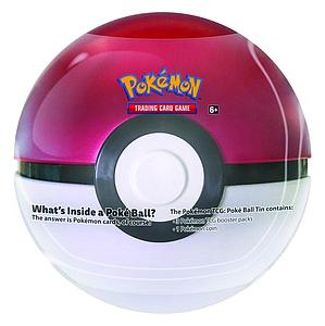 Pokemon Trading Card Game: Poke Ball Tin (Summer 2020)