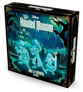 The Haunted Mansion - Call of the Spirits Game