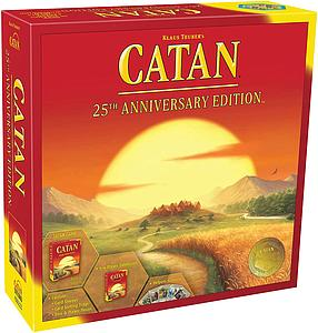 Catan (25th Anniversary Edition)