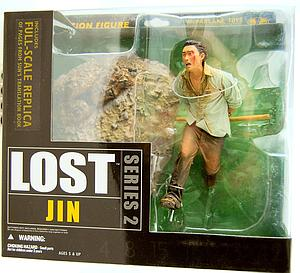 "McFarlane Lost Series 2 6"" Action Figure Jin"