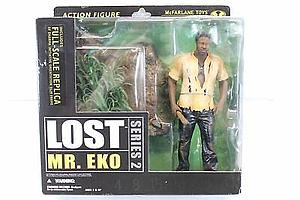 "McFarlane Lost Series 2 6"" Action Figure Mr. Eko"