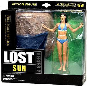 "McFarlane Lost Series 2 6"" Action Figure Sun"