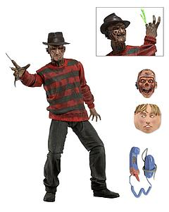 "Nightmare on Elm Street 30th Anniversary 7"" Deluxe Freddy Krueger"