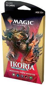 Magic the Gathering: Ikoria - Lair of Behemoths Theme Booster - Monsters