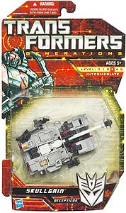 Transformers Generations Series Deluxe Class Skullgrin