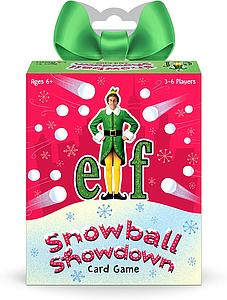 Elf Snowball Showdown