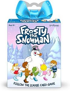 Frosty the Snowman: Follow the Leader Card Game