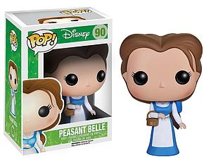 Pop! Disney Beauty & the Beast Vinyl Figure Peasant Belle #90
