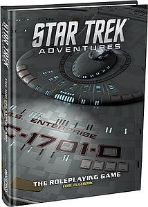 Star Trek: Adventures - The Roleplaying Game - Core Rulebook (Collector's Edition)