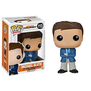 Pop! Television Arrested Development Vinyl Figure Michael Bluth #113 (Vaulted)