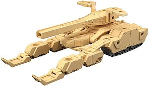 30MM 1/144 Scale Model Kit: EV-04 Extended Armament Vehicle (Tank Ver.) (Brown)