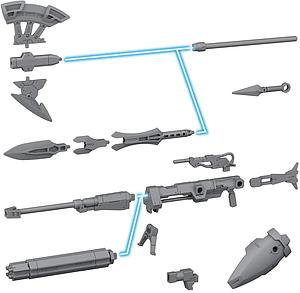 30MM 1/144 Scale Model Kit: W-08 Option Weapon 1 for Cielnova