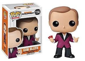 Pop! Television Arrested Development Vinyl Figure Gob Bluth #114 (Vaulted)