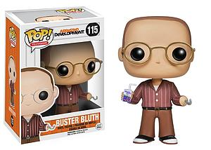 Pop! Television Arrested Development Vinyl Figure Buster Bluth #115 (Vaulted)