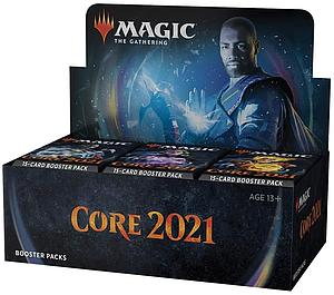 Magic the Gathering: 2021 Core Set 2021 - Booster Box