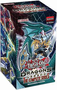 YuGiOh Trading Card Game - Dragons of Legend: The Complete Series