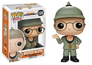 Pop! Television Arrested Development Vinyl Figure Buster Bluth #120 (Vaulted)