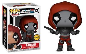Pop! Retro Toys G.I. Joe Vinyl Figure Zartan #12 Chase