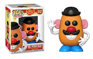 Pop! Retro Toys Mr. Potato Head Vinyl Figure Mr. Potato Head #02
