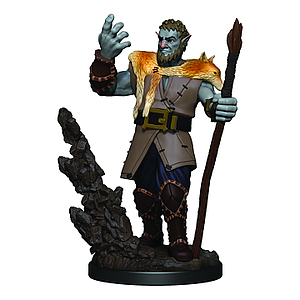 Dungeons & Dragons Icons of the Realms Premium Painted Figure: Firbolg Druid (Male)