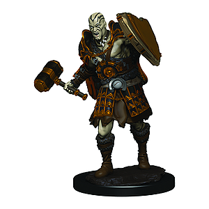 Dungeons & Dragons Icons of the Realms Premium Painted Figure: Goliath Fighter (Male)