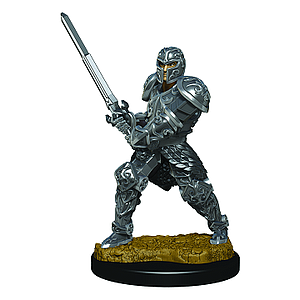 Dungeons & Dragons Icons of the Realms Premium Painted Figure: Hunter Fighter (Male)